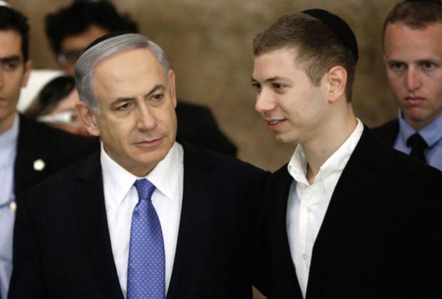 TIKTAK.ID - Anak Benjamin Netanyahu Ancam Usir Diplomat Inggris