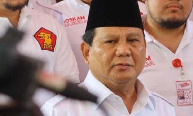 TIKTAK.ID - Perkuat Dukungan ke Pemerintah, Prabowo Tunjuk 5 Jubir Khusus Gerindra