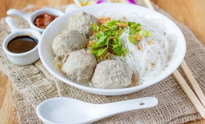 TIKTAK.ID - Resep Masakan Khas Natuna, Bakso Ikan Tuna
