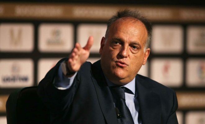 Dianggap Rusak Tatanan Sepakbola Dunia, Presiden La Liga Kritik PSG dan Manchester City