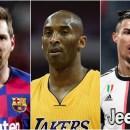 Kobe Bryant Meninggal Dunia, Messi dan Ronaldo Turut Berduka Cita