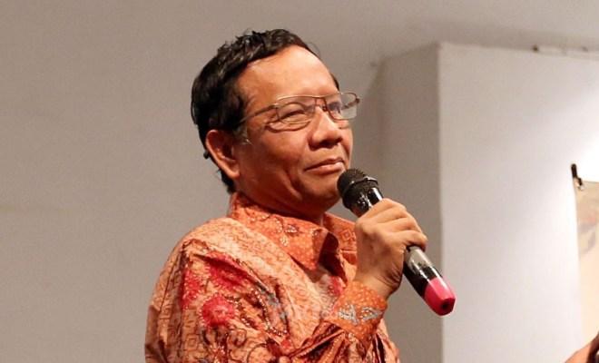 Mahfud MD Sulit Atur Ibukota Jakarta