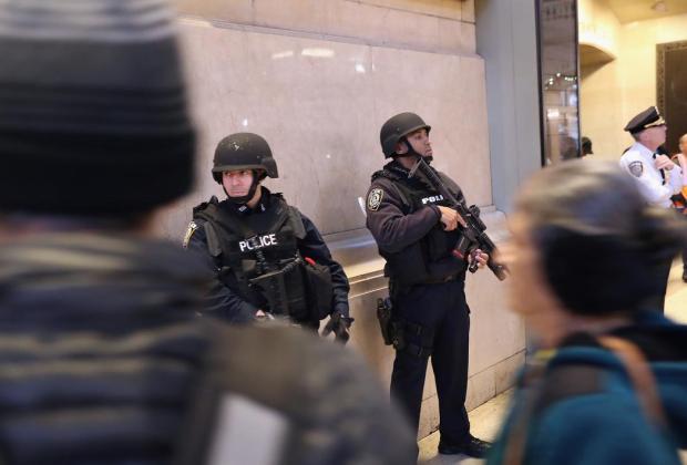 TIKTAK.ID - Pasca Pembunuhan Jenderal Soleimani, New York, Los Angeles dan Washington dalam Keadaan Siaga Satu