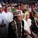 Pemprov DKI Kembali Mengadakan Nikah Massal Saat Perayaan Tahun Baru