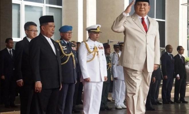 Prabowo Angkat 5 Sahabat Karibnya Jadi Asisten Khusus Menhan, Ada Eks Komandan Tim Mawar Hingga Eks Wamenhan