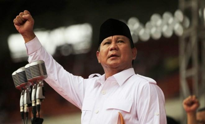 Prabowo PT Asabri