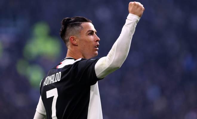 Rekor Cristiano Ronaldo 2020