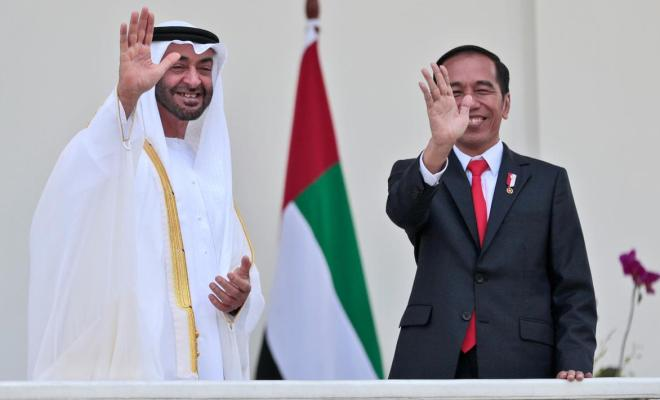 Saat Timteng Memamnas Kenapa Jokowi Kunjungi UEA