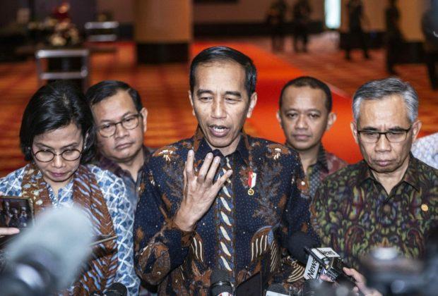 Tepis Tudingan Intervensi dan Pelemahan, Jokowi Siap Terbitkan 7 Aturan Baru Penguatan KPK