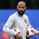 Thierry Henry Jadi Pelatih Barcelona Musim Depan, Benarkah?