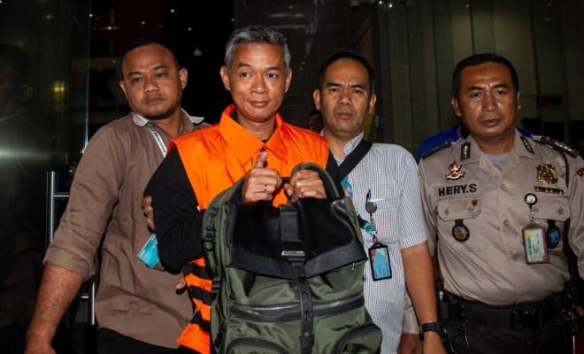 Terlibat Suap PAW Anggota DPR dari PDIP, Komisioner KPU Wahyu Setiawan Pakai Kode 'Siap Mainkan!'