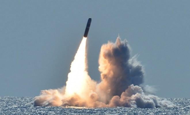 Amerika Simulasi Perang Nuklir Lawan Rusia, Pertanda Apa?