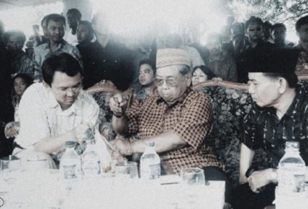 TIKTAK.ID - Ramalan Gus Dur Soal Soeharto Hingga Jokowi Terbukti Mujarab! Bagaimana ke Ahok? Mungkinkah Terwujud?