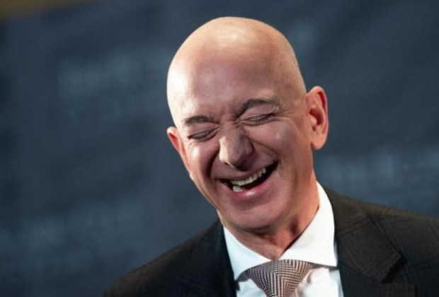 Jeff Bezos Orang Terkaya Didunia
