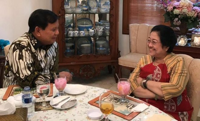 Endus Manuver PDIP dan Gerindra yang Tampak Makin Mesra, Demokrat: Hal Biasa, Hanya Tak Elok Saja