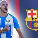 TIKTAK.ID - Resmi Berseragam Barcelona, Martin Braithwaite 'Ngebet' Main Bareng Lionel Messi