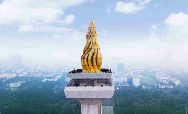 Monas Disebut 'Bangunan Paling Soviet di Asia Tenggara', Sudah Tahu Apa Sebabnya?