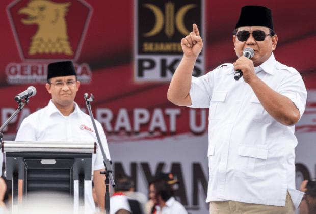 TIKTAK.ID - Prabowo Tak Mungkin Mau Jadikan Anies Cawapresnya di Pilpres 2024