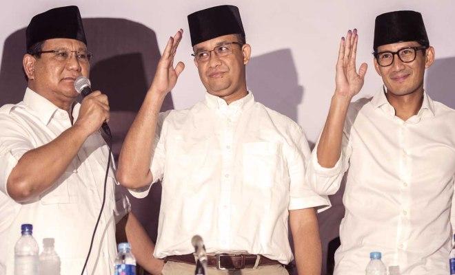 Prabowo-Anies Calon Terkuat Pilpres 2024 Versi Survei, Sandiaga: Tahan Diri, Banyak Masalah Lebih Mendesak Diselesaikan