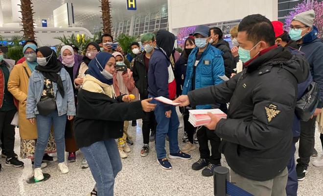 Tak Lolos Pemeriksaan Virus Corona, 3 WNI di Wuhan Batal Dipulangkan