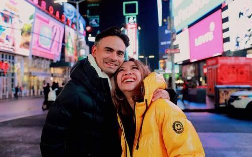 Ashraf Sinclair Suami Bunga Citra Lestari Meninggal Dunia, Sederet Selebriti Ungkapkan Belasungkawa