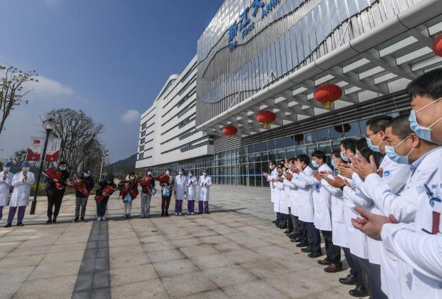 Seribu Lebih Korban Virus Corona Sembuh, China Berterimakasih ke Indonesia, Kok Bisa?