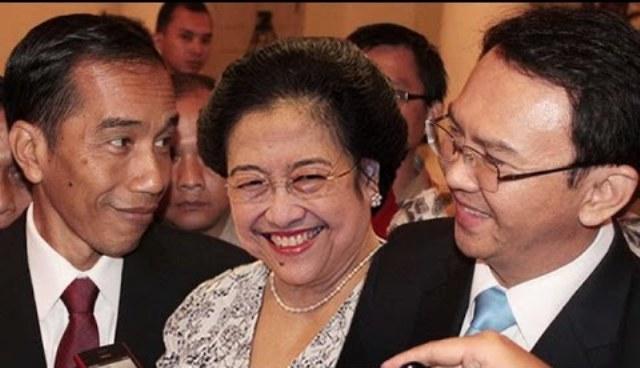 Ahok Disebut Jadi Penyebab Retaknya Hubungan Megawati dan Jokowi