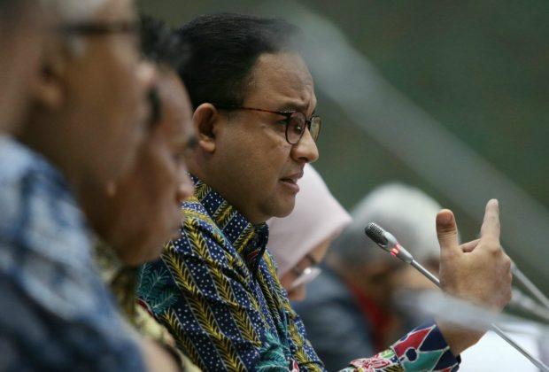 Anies Ancam Tutup Paksa Jakarta Jika Warga Tak Ikuti Aturan Soal Virus Corona