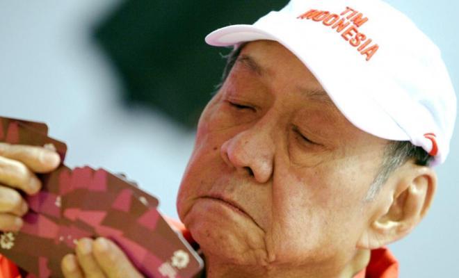 Bos Djarum Michael Bambang Hartanto