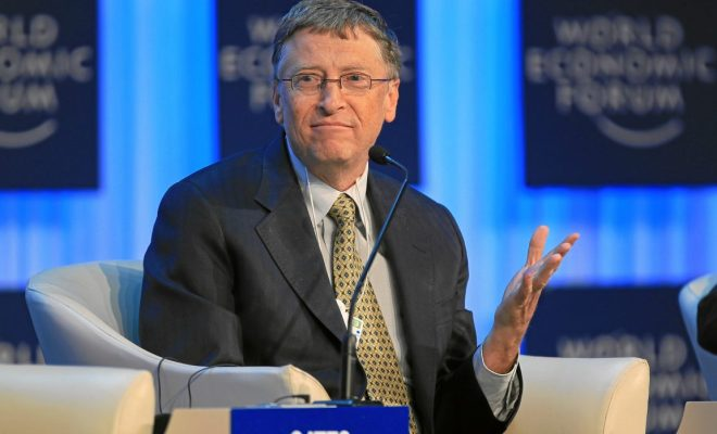 Corona Kian Mengganas, Bill Gates Desak Trump Lockdown Amerika