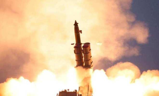 Di Tengah Pandemi Covid-19, Korea Utara Tembakkan Misil