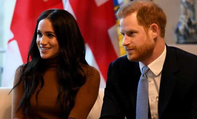 TIKTAK.ID - Untuk Pertama Kalinya, Duke dan Duchess of Sussex Muncul di Inggris