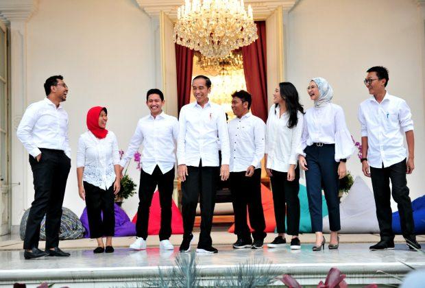 Geregetan ke Stafsus Milenial Jokowi, Politikus PDIP: Ayo Turun ke Bawah, Kerja Nyata, Jangan Jadi Pajangan Saja!