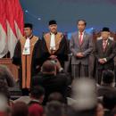 TIKTAK.ID - MK Diminta Hadirkan Presiden Jokowi ke Sidang Uji Materi UU KPK, Mungkinkah?