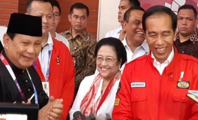 TIKTAK.ID - Penumpang Terakhir di Koalisi Jokowi, Harus Rela Duduk di Bangku Belakang