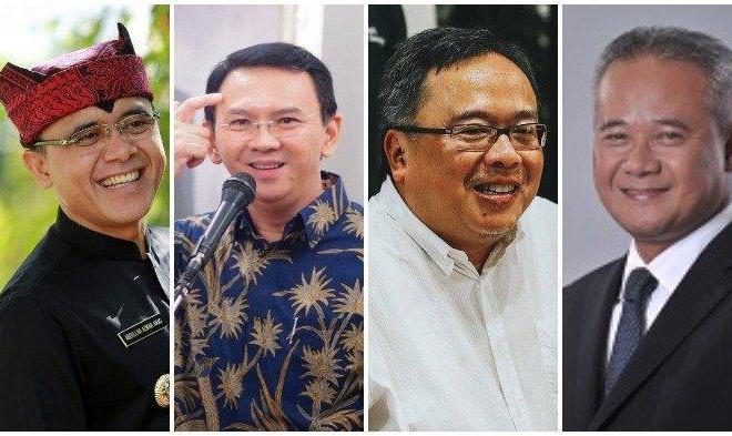 Presiden Jokowi Umumkan 4 Nama Calon Pimpinan Ibu Kota Baru, Selain Ahok Siapa Lagi?