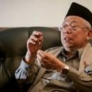 TIKTAK.ID - Wapres Ma'ruf Amin Puji Sikap Jokowi yang Minta Menteri Tetap Bekerja Saat Sang Ibu Wafat