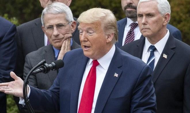 Trump Paksa Peneliti Vaksin Corona Jerman 'Nyebrang' ke Amerika, Ngebet Nyari Nama?
