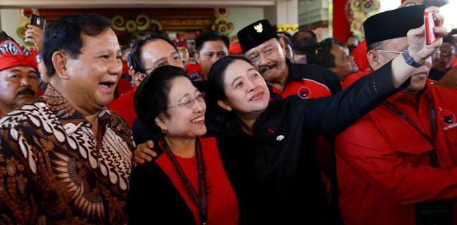 Wakil Ketua MPR Prediksi Prabowo-Puan Diusung PDIP-Gerindra di Pilpres 2024