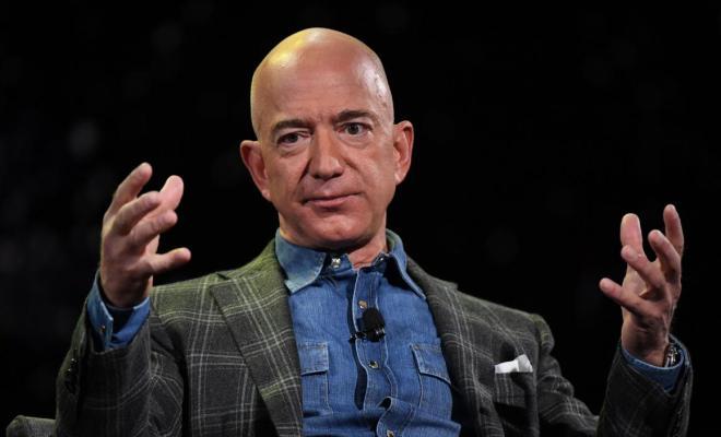 Wall Street Terjun Bebas Akibat Corona, Harta Jeff Bezos Ambyar Rp 100 T Perhari, Kebayang Gimana Rasanya?