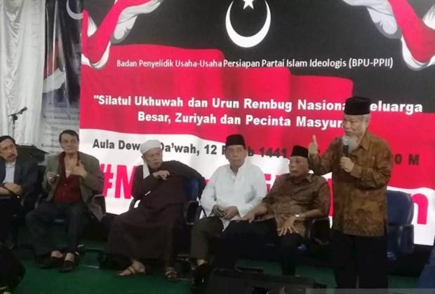 Lewat Forum 'Masyumi Reborn', Sejumlah Tokoh Siap Dirikan Parpol Anyar Berideologi Islam