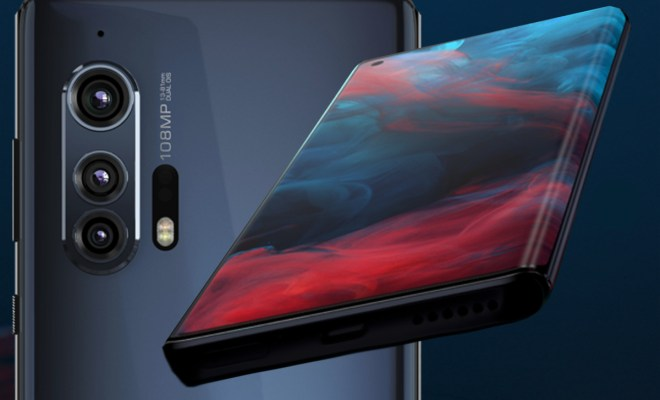 Akhirnya, Motorola Perkenalkan Produk Flagshipnya