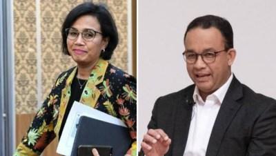 Ditagih Anies Soal Dana Bagi Hasil, Sri Mulyani Berkelit, Pemerintah Pusat Tak Punya Duit?