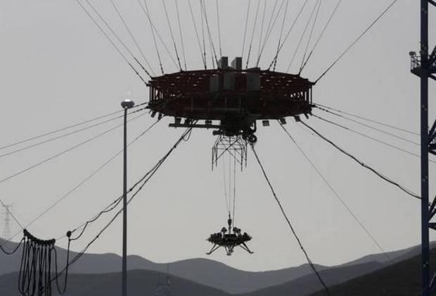 Badan Antariksa China Siap Eksplorasi Planet Mars