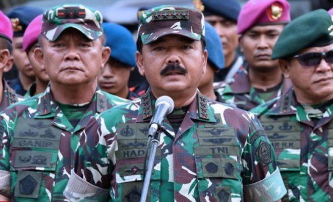 Bentuk Tim Investigasi, Panglima TNI Minta Bentrokan Anggotanya dengan Polri di Papua Diusut Tuntas