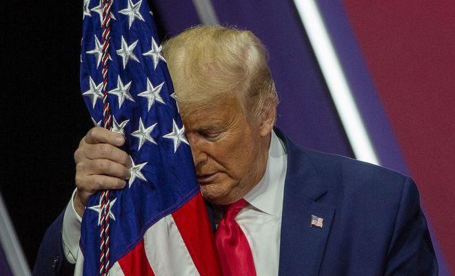 Trump Ungkap Amerika Bakal Hadapi Masa Suram Lonjakan Kasus Corona Dua Pekan ke Depan