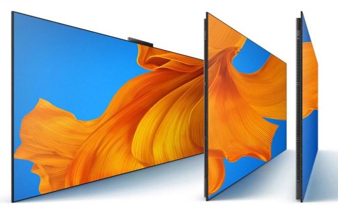 Huawei Luncurkan TV OLED Pertamanya dengan Fitur Multimedia Super Komplit