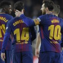 Messi Ingin Barcelona Jual Ousmane Dembele Ketimbang Philippe Coutinho