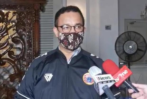 Optimis Corona Teratasi, Anies: Warga Jakarta adalah Orang-Orang Tangguh