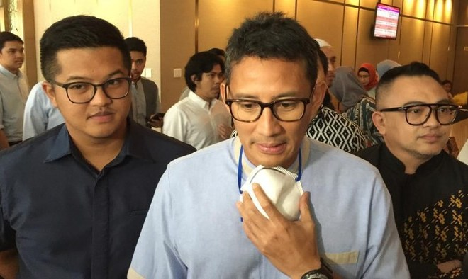 Meski Kepercayaan pada Pemerintah Masih Tinggi, Sandiaga Prihatin Konflik Kepentingan Stafsus Jokowi Gerus Simpati Publik